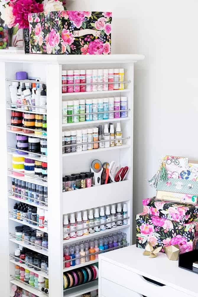 She Created the Ultimate Crafting Space