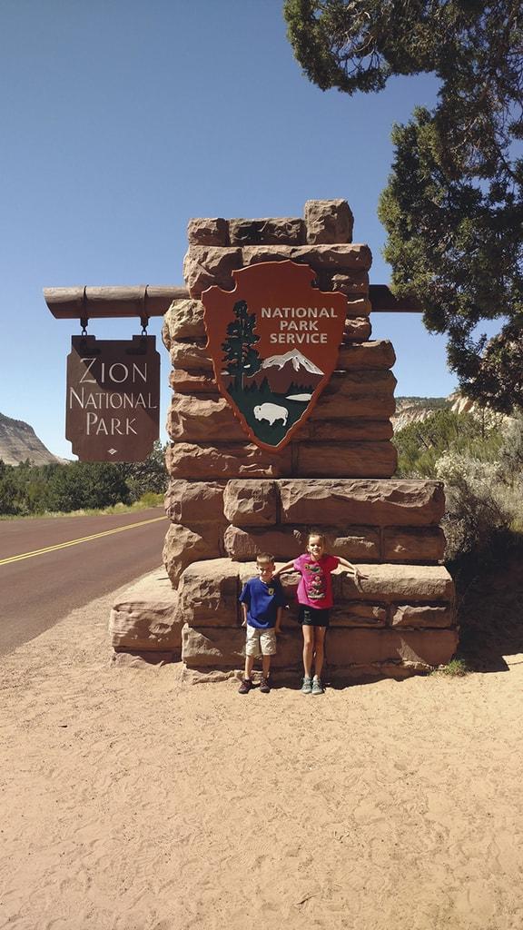 Head West! One Family's RV Trip