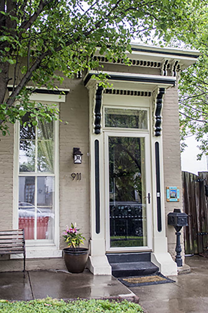 A House Restored: They Saw the Vision of this 1846 House