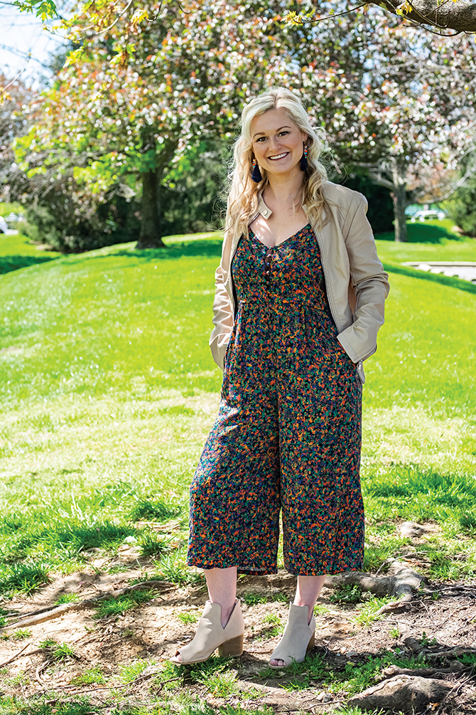What She is Wearing Now – Melissa McCarty