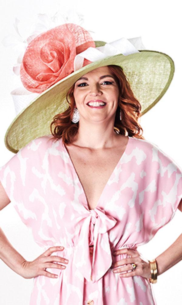 Fruity & Sweet Derby Inspiration — Courtney Huff