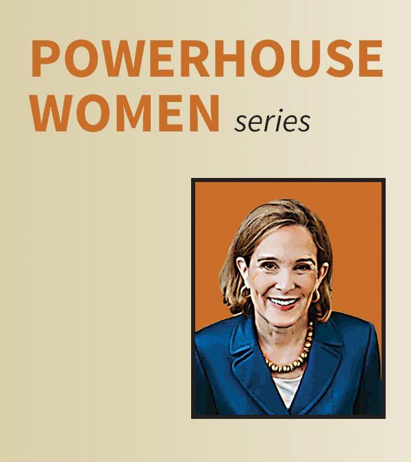 PowerHouse Women — (Julie) Valle Jones