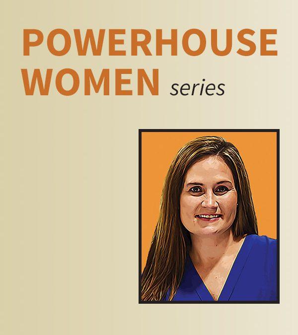 PowerHouse Women — Renea Sageser