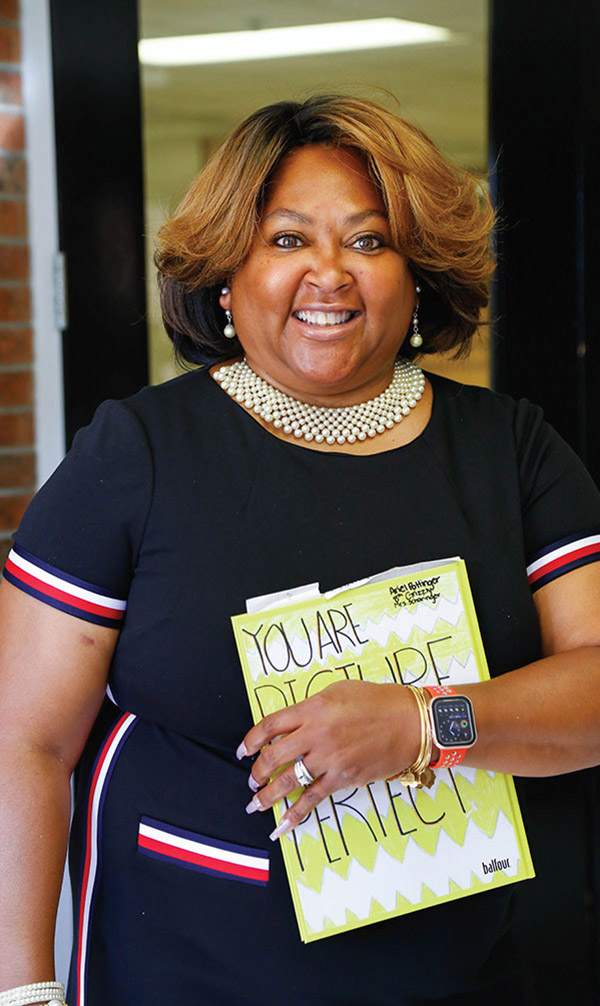 Education Honorees: Most Likely to Push for Excellence — Michelle L. Dillard