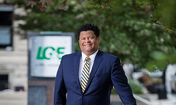 Diversity, Equity & Inclusion   LG&E and KU