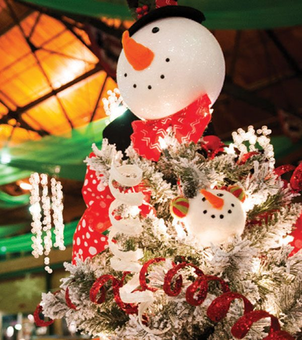 Win Tickets to the Festival of Trees & Lights!
